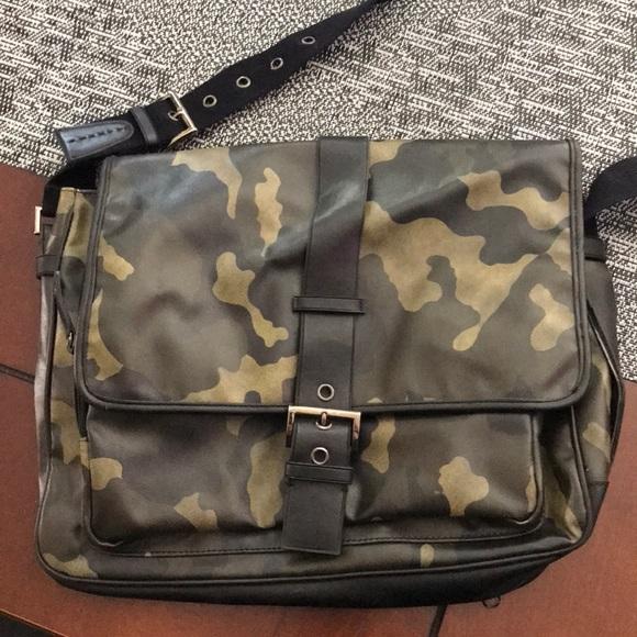 Nine West Handbags - Nine West Camo Messenger Bag